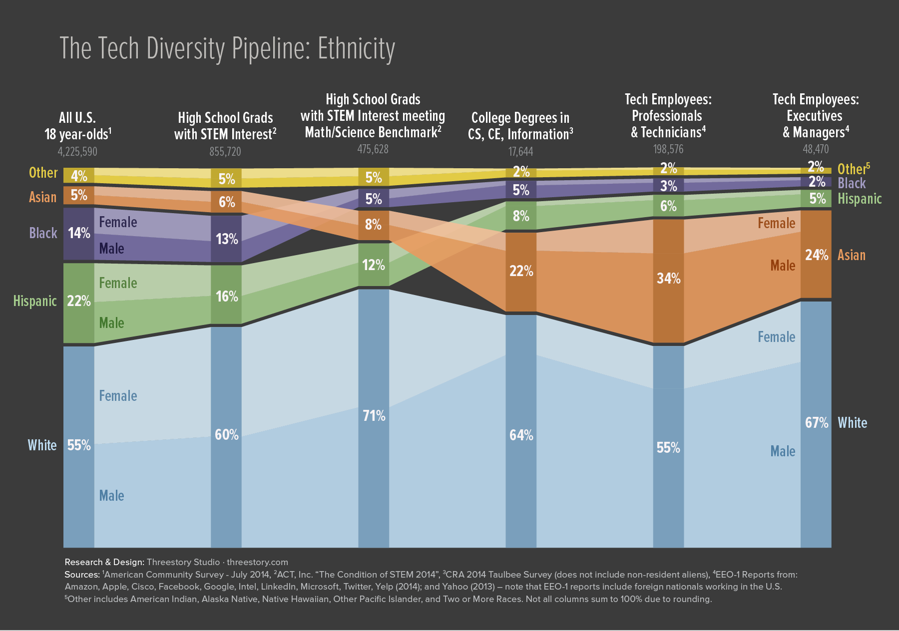 Diversity in the Tech Workforce